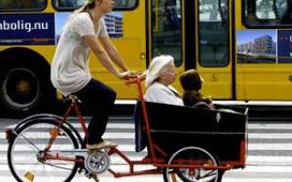Грузовой велосипед своими руками как сделать привод на два колеса