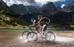 Как ехать на велосипеде