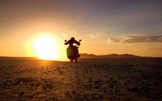 Почему мы ездим на мотоцикле
