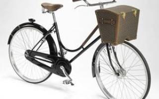 Как крепить багажник к велосипеду