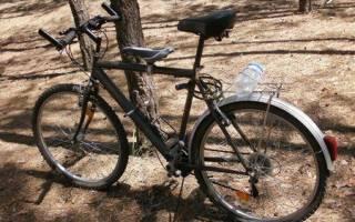 Как сделать детское кресло на велосипед своими руками