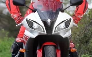 Как ксенон поставить на мотоцикл