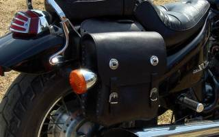 Как сделать кофры на мотоцикл своими руками