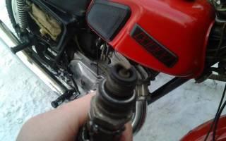 Как отсинхронить карбюраторы на мотоцикле