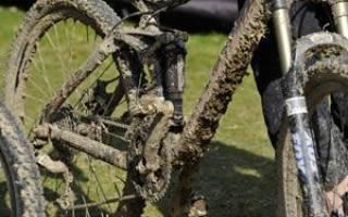 Как помыть велосипед в домашних условиях