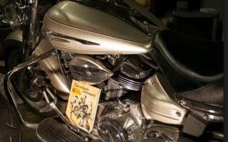 Мартин соломка как собрать мотоцикл