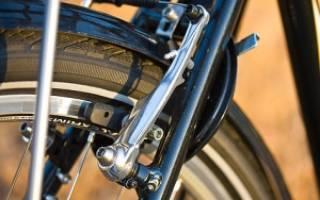 Как убрать скрип тормозов на велосипеде