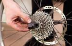 Как снять заднюю звездочку на горном велосипеде