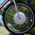 Как выбрать мотор колесо для велосипеда