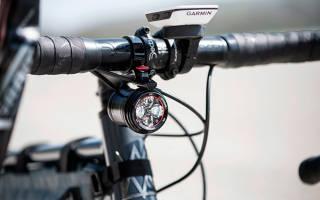 Как прикрепить фонарик к велосипеду своими руками