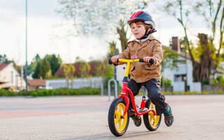 Велосипед без педалей для детей как называется