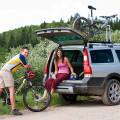 Как перевести велосипед на машине