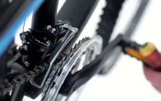 Как настроить передний переключатель на велосипеде