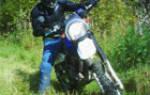 Как снять переднее колесо на мотоцикле