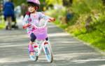 Как подобрать правильно велосипед ребенку