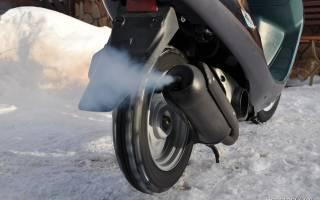 Как обкатать правильно скутер