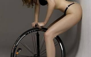 Как заменить на велосипеде камеру